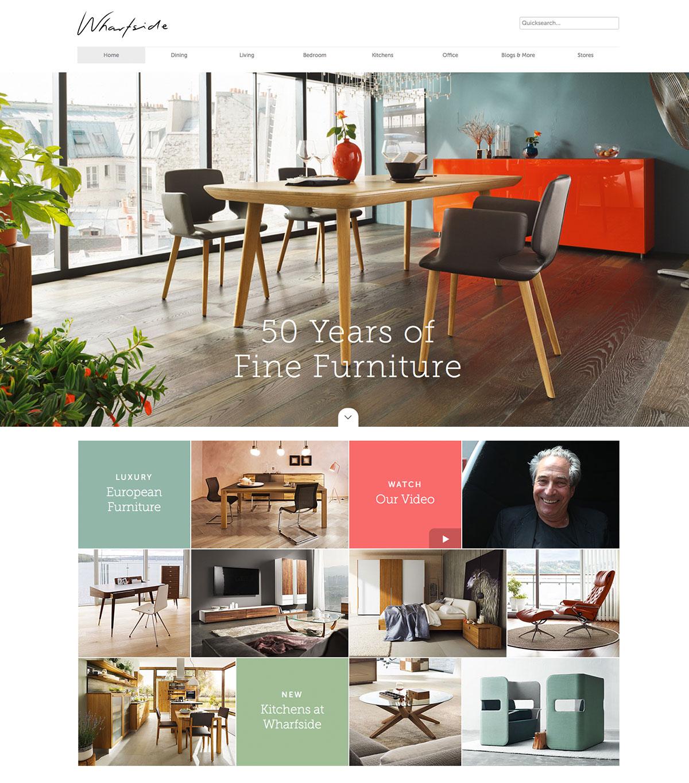 Wharfside Furniture image